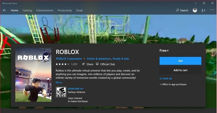 download roblox free