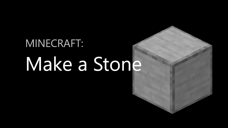 How to make Smooth Stone in Minecraft (2021)