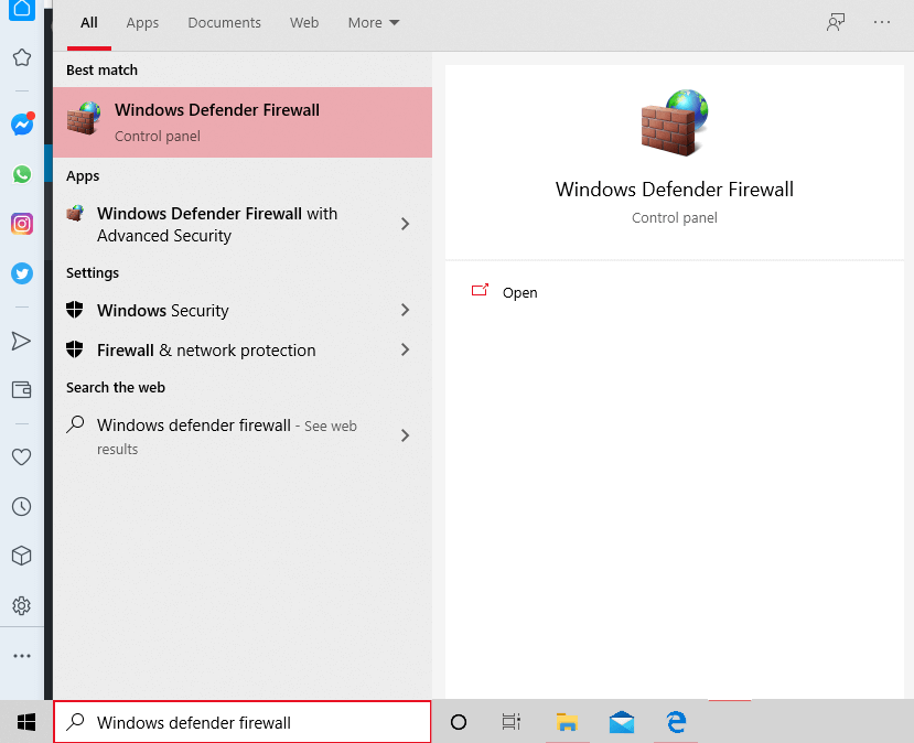 windows firewall settings for roblox