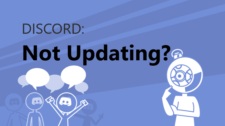 Discord Not Updating? Discord Update Loop Failed