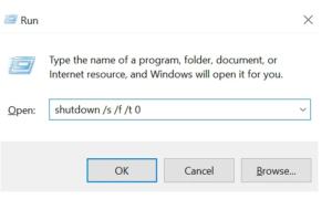 11 Ways to Completely Shut Down A Windows 10 PC