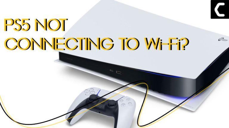 PS5 Not Connecting To Wi-Fi? PS5 Can't Connect to WiFi Within Time Limit?