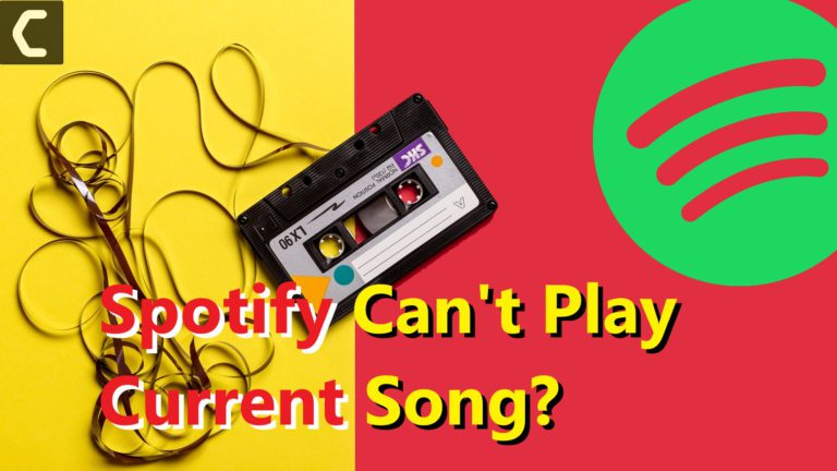 Spotify Can't Play Current Song? Spotify Can't Play This Right Now?