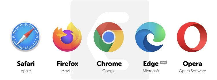 Updated Browsers