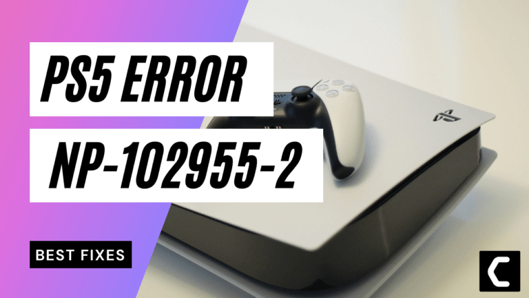 PS5 error code NP-102955-2? Account Information is Incorrect?