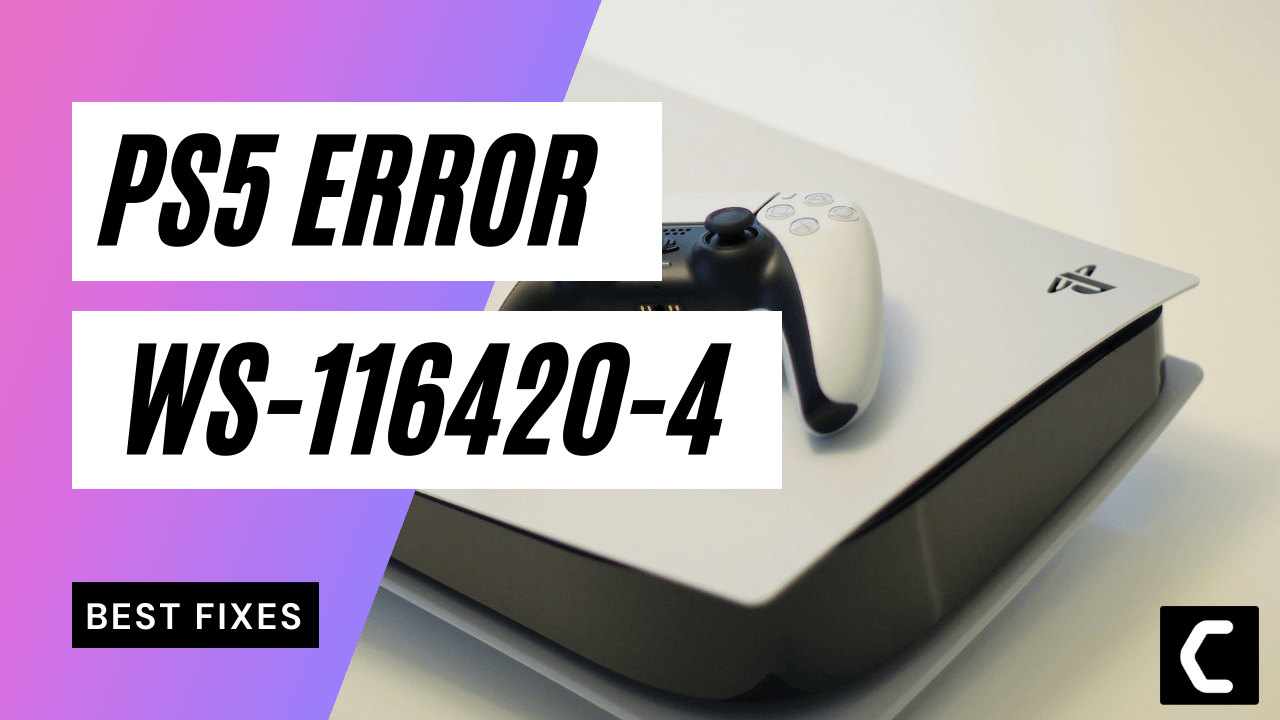 How To Fix PS5 WS-116439-4 Error Code | FIXED |