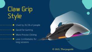 claw grip style thecpuguide.com