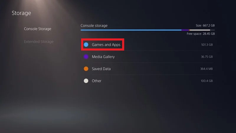 how-to-delete-corrupted-data-on-ps5-console-storage-space