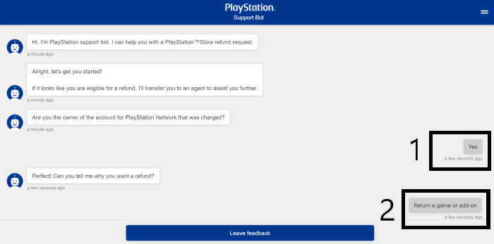 live-chat-support-ps5-refund-game How To Get A Full Refund On PS5
