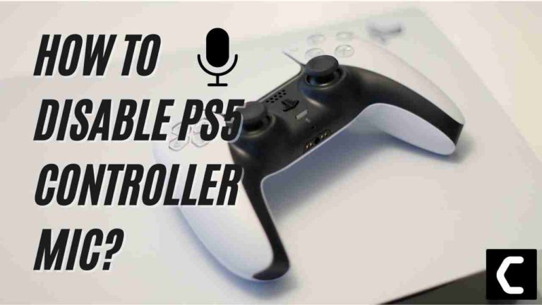 How To Mute Your PS5 Controller Mic? Disable Permanently?