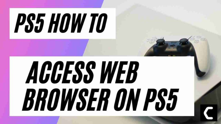 How To Access PS5 Web Browser/Internet Using Messages?