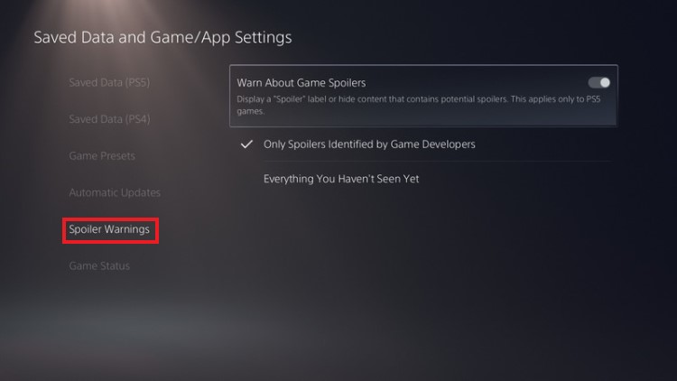 how-to-turn-on-ps5-game-spoiler-warnings-settings2