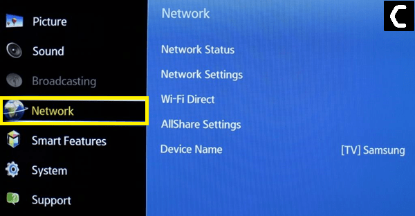 network samsung Netflix Audio Out of Sync