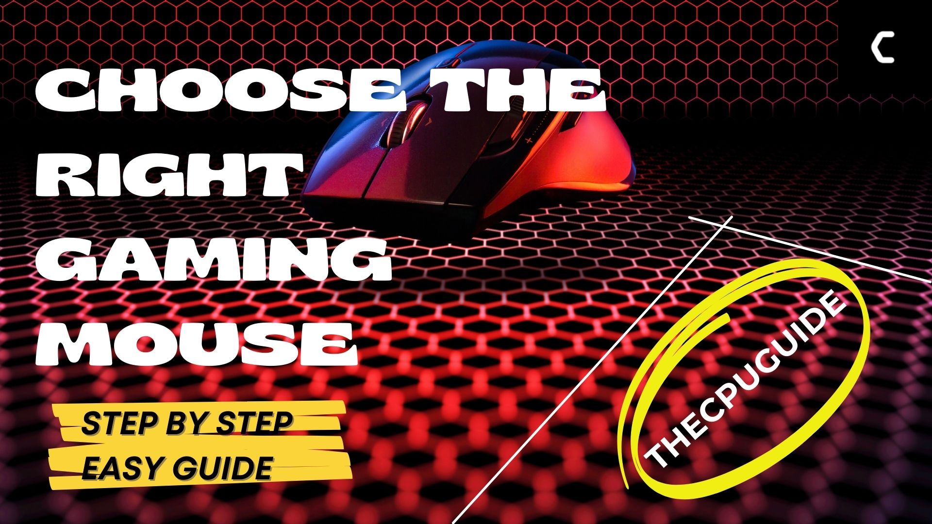 How to Choose the Right Gaming Mouse – (11) Things You Must Consider