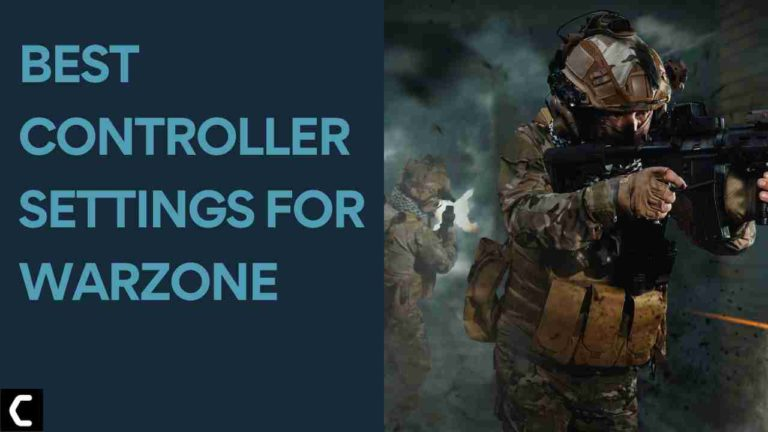 What are the BEST Controller Settings For Warzone? COD Settings