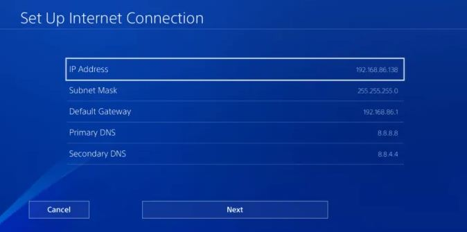 PS4 Not Connecting To WiFi