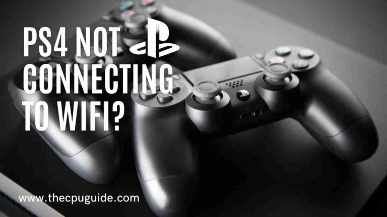 PS4 won't connect to WiFi? PS4 Internet connection?