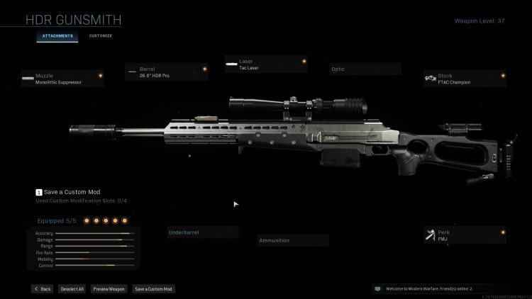 What are the Best Controller Settings for Warzone sniper