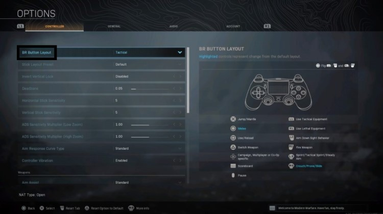 What are the Best Controller Settings for Warzone