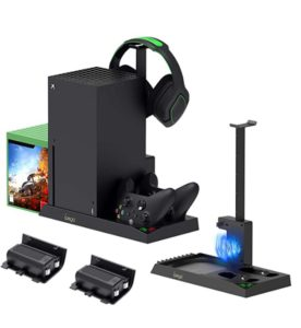 Vertical Cooling Stand for Xbox Series X (Amazon)