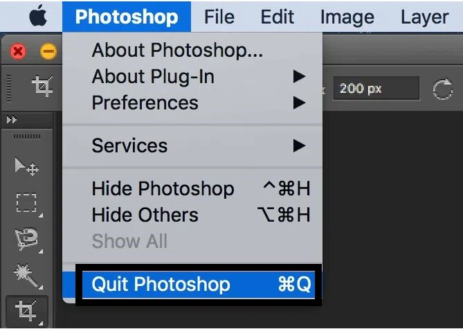 Photoshop Scratch Disks are full