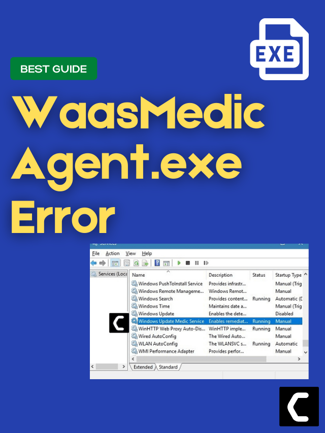 FIXED WaasMedic Agent.exe High Disk Usage?