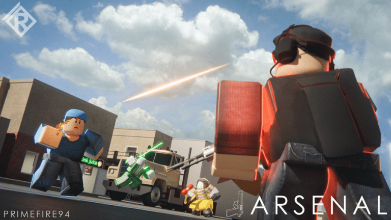 arsenal Best Roblox Fighting Games
