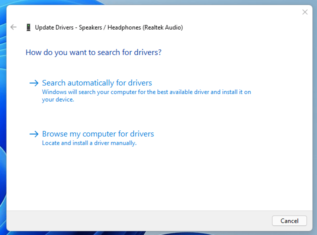 update drivers Audio Services Not Responding Windows audio services stopping