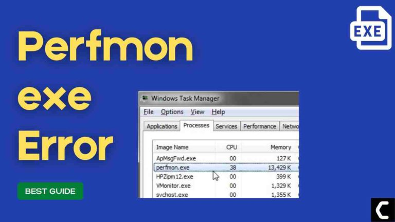 FIXED: Windows Performance Monitor? What Is Perfmon.exe?