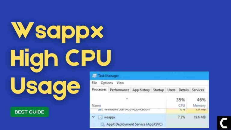 FIX: wsappx High CPU Usage? What is AppX Deployment Service?