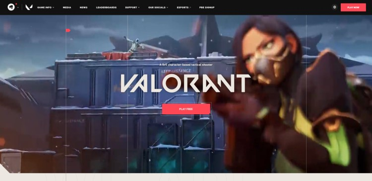 Valorant on PS4 and PS5