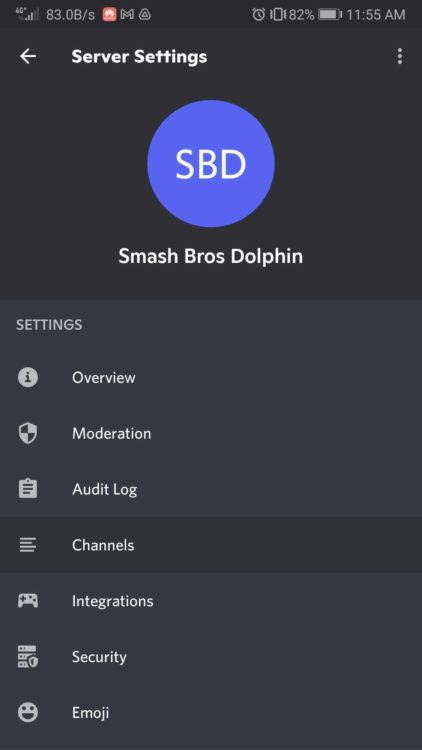 how to lock a channel on discord mobile